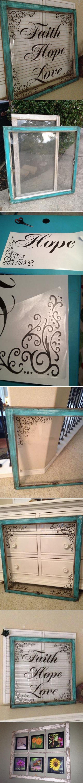 Wooden Window Frame Crafts Best 20 Reclaimed Windows Ideas On Pinterest Window Wall Glass