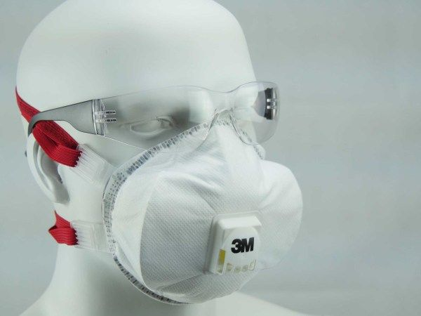 3m asbest maske