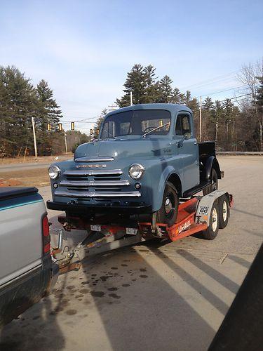 1949 Dodge pickup truck, image 10