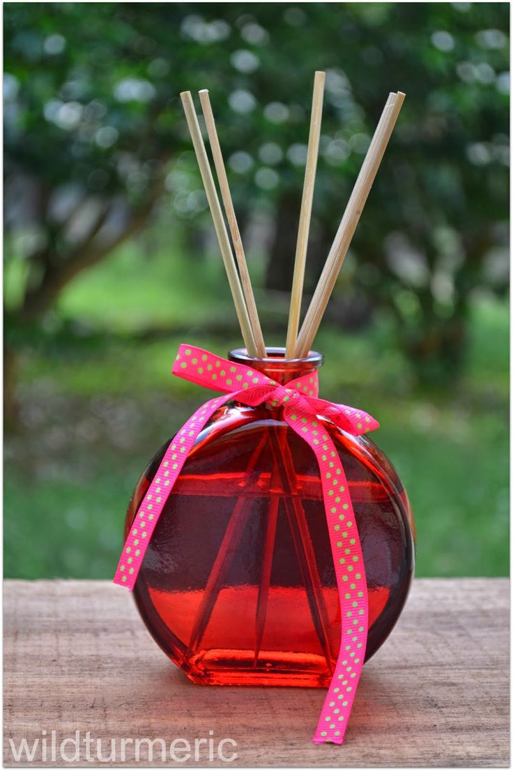 Homemade reed diffuser refill / oil recipe
