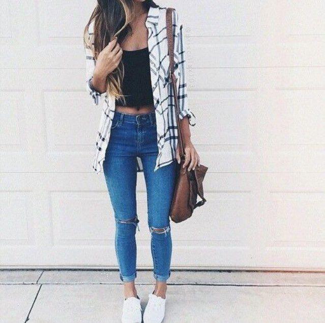 Flannel season!!