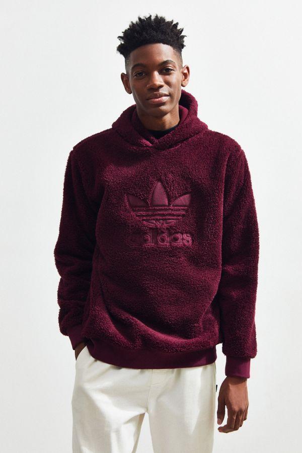 Fashion Sherpa SweatshirtWhat Adidas The Hoodie c4R3Ajq5L