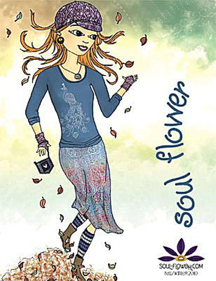 29 Free Women's Clothing Catalogs: Soul Flower Women's Clothing Catalog