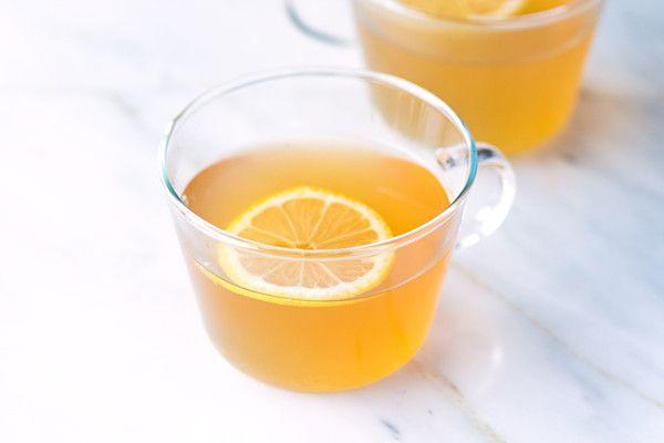 Горячий пунш с медом