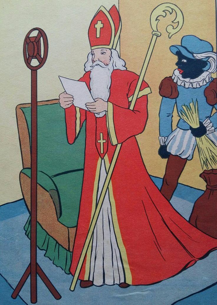 Piet met roe en zak, Jr.  50  illustratie