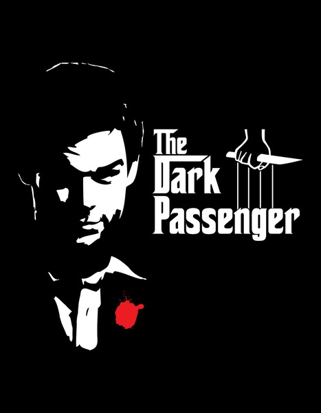 The Dark Passenger Art Print... This should be a movie that would provide better closure