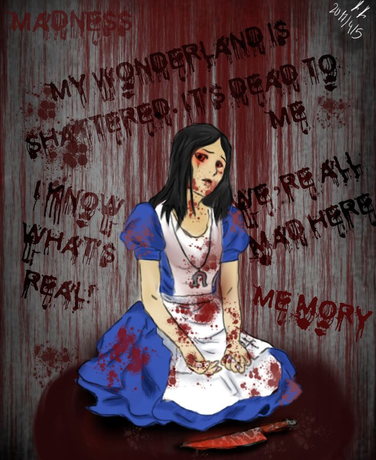 Alice Madness Returns by AnaisMononoke.deviantart.com on @DeviantArt