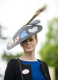 Bildergebnis für ascot hüte