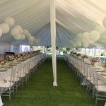 Marquee Wedding Tent Hire by Tentworx