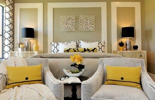 Yellow Details for Perfect Interior Decor: 18 Inspiring Ideas