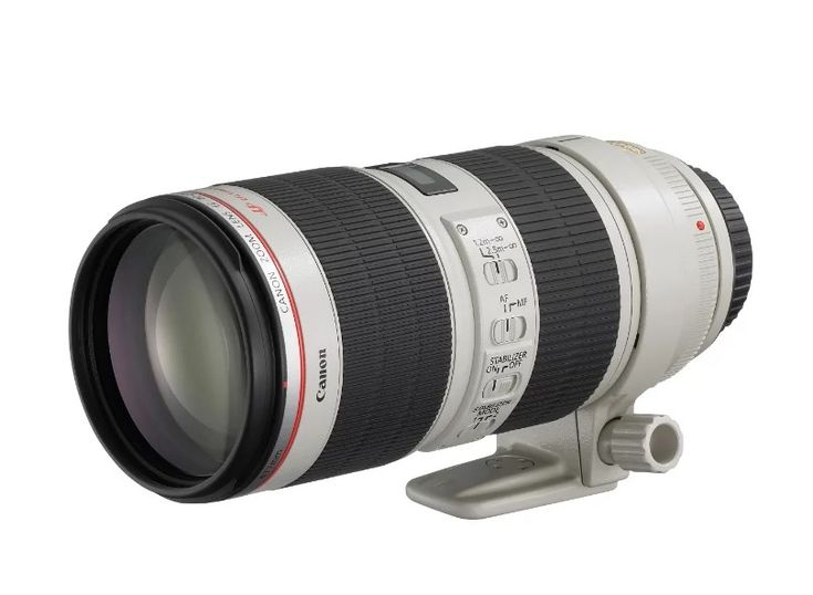 Canon EF 70-200mm f/2.8L IS II USM [93 500 ₽]