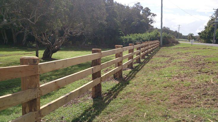rural fencing ideas - Google Search
