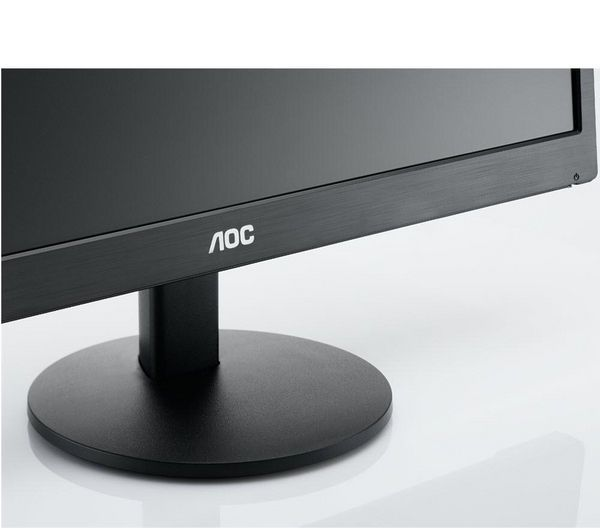 """AOC e2070Swn 19.5"""" LED Monitor"""