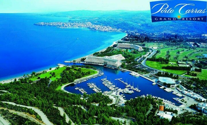 Porto Carras in xalkidiki