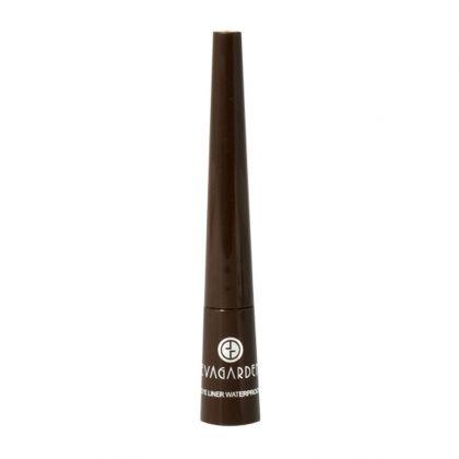 eyeliner waterproof brown  www.evagarden.com