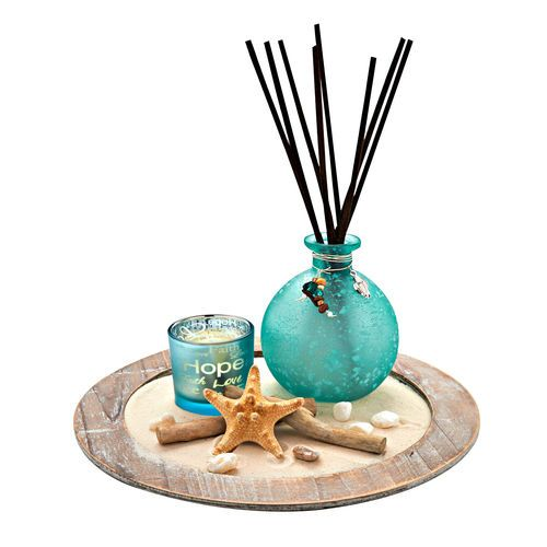 Make your home your oasis with this Reed Diffuser Garden #SpringBreakout