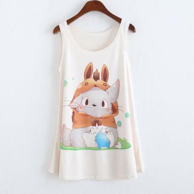 Totoro Tummy Hoodie - Free Shipping Worldwide