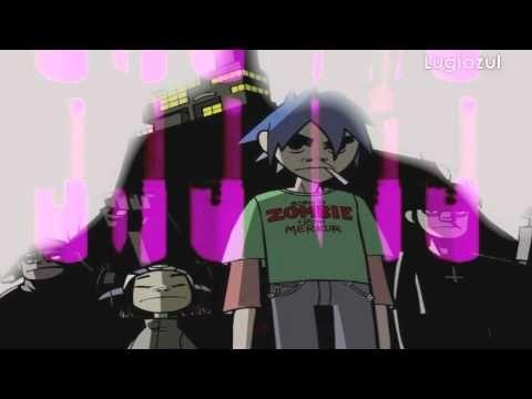 Gorillaz - Sound Check (Gravity) Visual Oficial Subtitulado en Español (HD) - YouTube