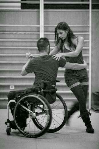 Danza en silla de ruedas