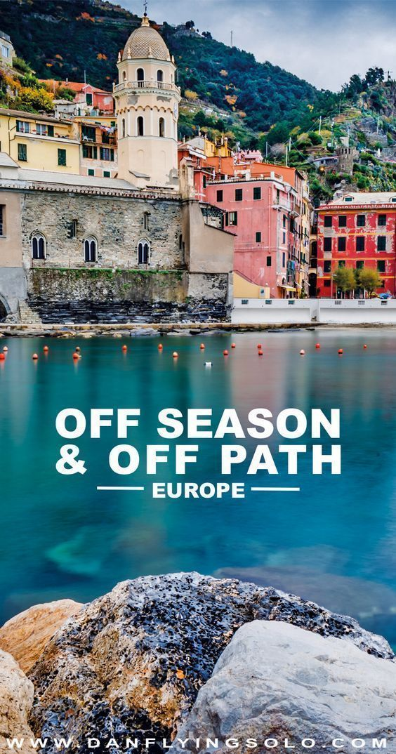 European Holidays that You Need to Have on Your Bucket List Nine Europe destinations you need to visit during in winter to skip the crowds… and the places you should bump for them!