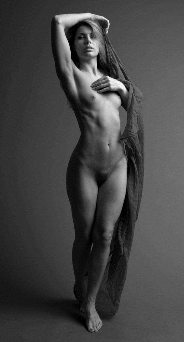 female shoulder raised