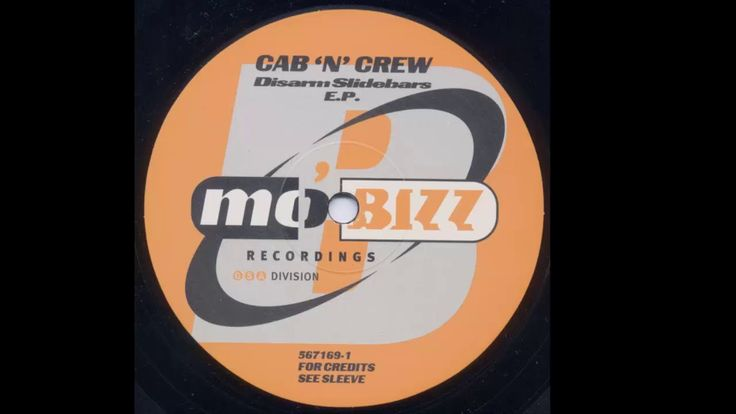 Cab 'N' Crew - The Big PMF | 90s PROGRESSIVE HOUSE/EURO HOUSE