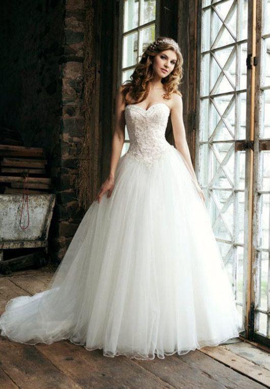 14 best hochzeitkleider images on Pinterest | Hochzeitskleider ...