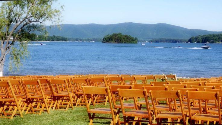 Smith Mountain Lake Roanoke Virginia Wedding Video
