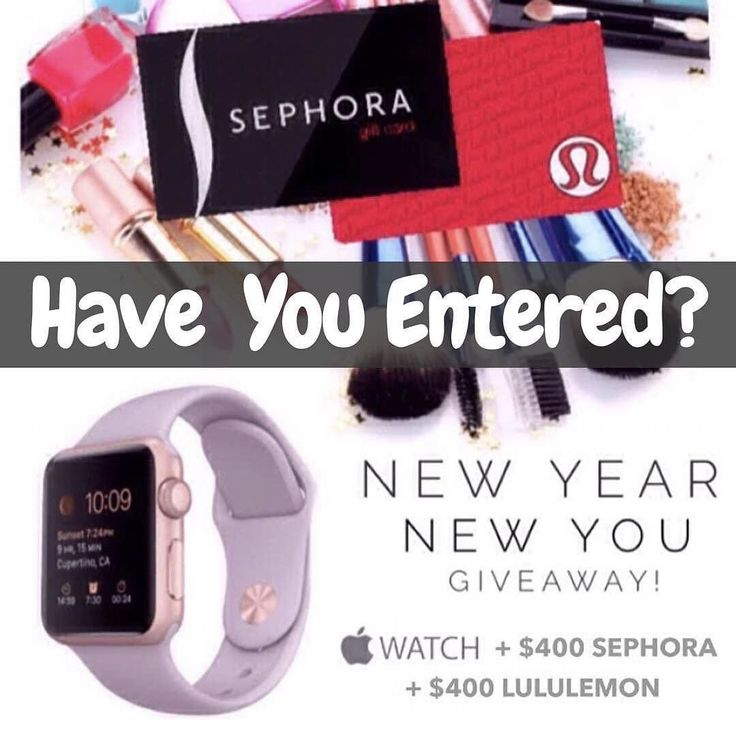 DOUBLE TAP if youd like to win $400 to Lululemon $400 to Sephora and an Apple Sport Watch OR $1100 in PAYPAL CASH!! Head to the my original post for all the details on how to enter!