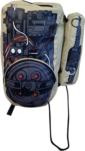 Cool mens gadgets fashion and style blog - ghostbuster bag