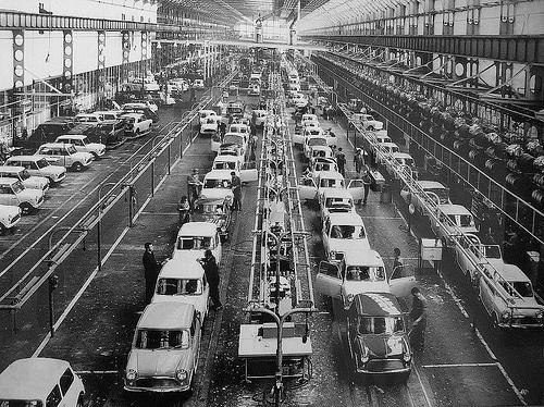 Mini assembly line
