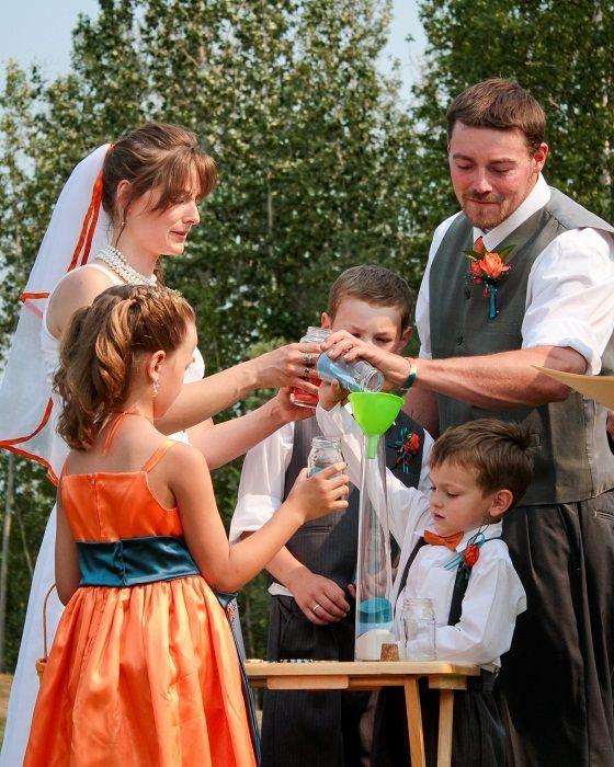 Wedding Sand Ceremony | I Do Take Two