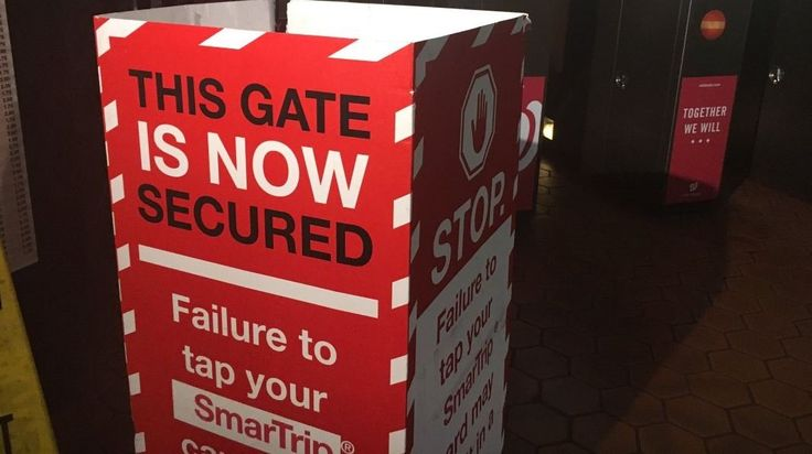 Metro's new plan to stop fare jumpers—cardboard boxes http://www.padmaaccessories.com/metros-new-plan-to-stop-fare-jumpers-cardboard-boxes/