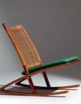 Rocking Chair by Fredrik Kayser
