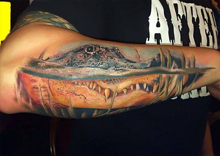 Florida Gator Tattoos Designs