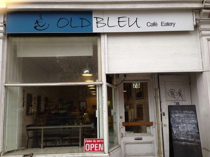 Old Bleu Café & Eatery is now accepting mobile payments and offering loyalty rewards with SmoothPay. Spend $50 to get rewarded $2 at this Queen East café. #Toronto #Ontario #Coffee #Cafe
