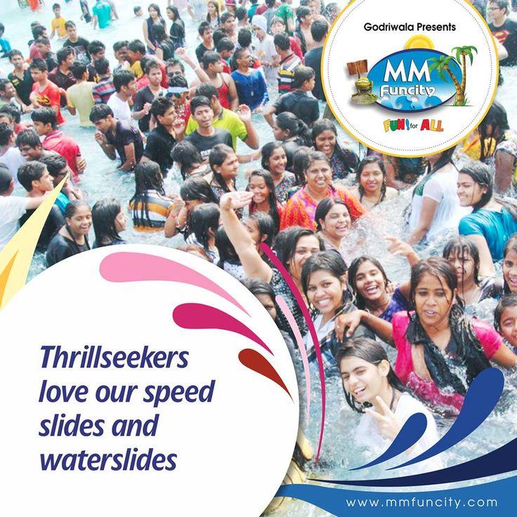 Always believe that something wonderful is going to happen at MM Funcity. For More: https://goo.gl/Su9dWZ #MMFunCity #Chhattisgarh #WaterPark #Fun #Thrill #WaterSlides