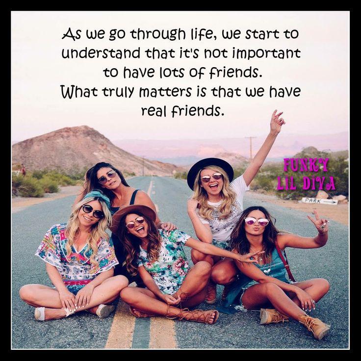 #friends #quotes #inspirational #funkylildiva