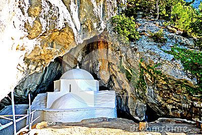 A typical Greek church set in the mountains in the island of Samos Greece  a aegean ancient and archaeological aristarchus as beautiful birthplace coast coves discovered epicurus famous for from green he important in is island it its landscape located lovely lush mathematicians muscat northern of part philosophers pythagoras rich samos sea sites such sweet thanks the turkey typology unique vegetation white wines