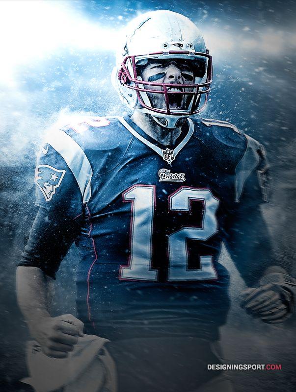 Designing Sport — Tom Brady, New England Patriots Tom