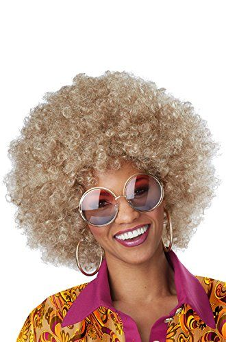 Foxy Lady Dirty Blonde Wig ** Want to know more, click on the image.