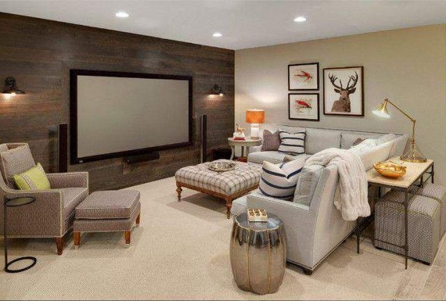 20 Finest Basement Renovation Ideas For Your Home Home
