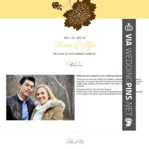 Brilliant! - james maby wedding website   CHECK OUT MORE GREAT WEDDING WEBSITE PICS AT WEDDINGPINS.NET   #weddings #wedding #weddingwebsite #weddingwebsites #events #forweddings #hot #love #romance
