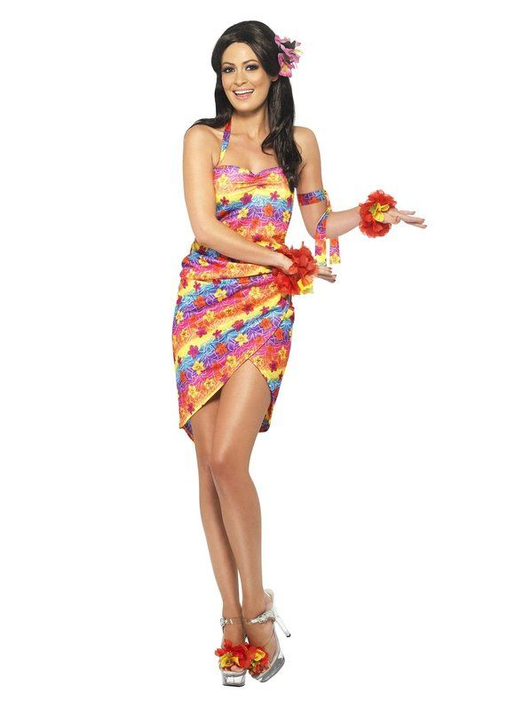 Adult Hawaiian Party Girl Dress Costume - 38 Best Luau Costume Ideas Images On Pinterest