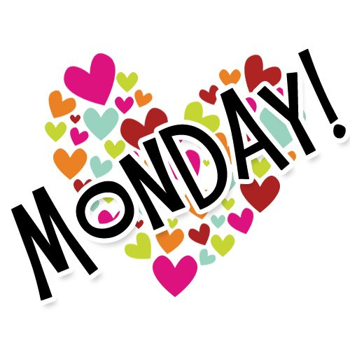 monday | Monday, Monday! | Mom & Wife