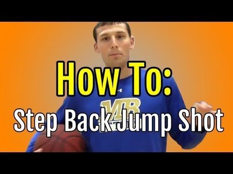 """""""Basketball Moves"""" - How To Step Back 