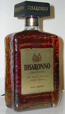 My fave drink of all time (mixed with dr. pepper ;) ) Disaronno Ameretto