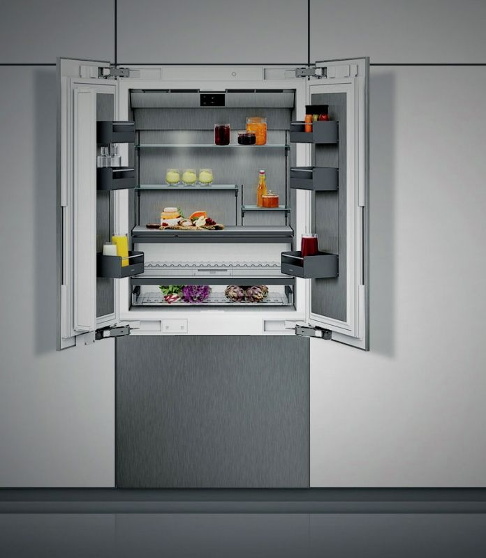 Vario Fridge Freezer Combination 400 Series With Fresh Cooling