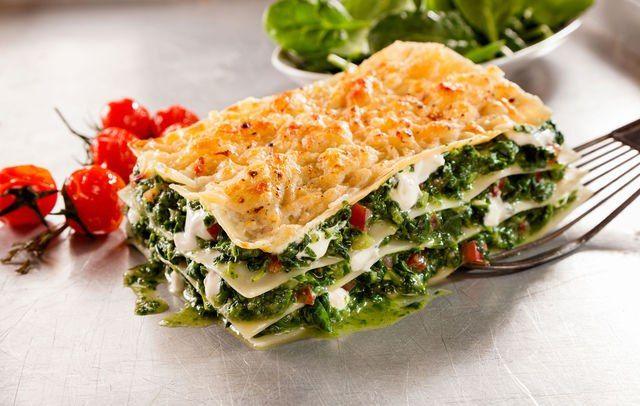 как делается лазанья овощная рецепт с фото крылья