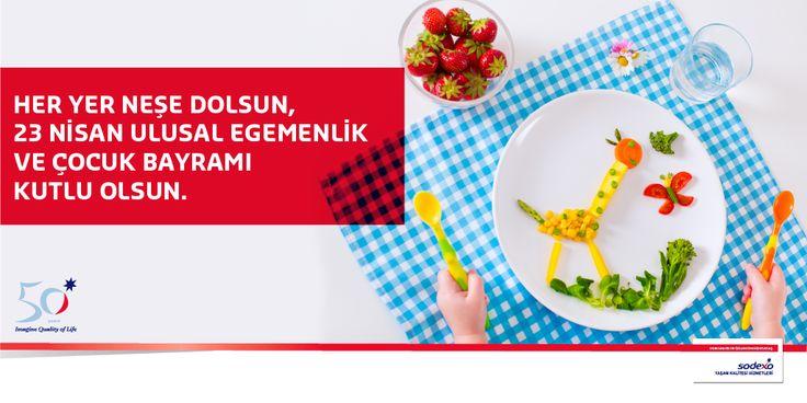 23 Nisan Ulusal Egemenlk ve Çocuk Bayramı Kutlu Olsun.
